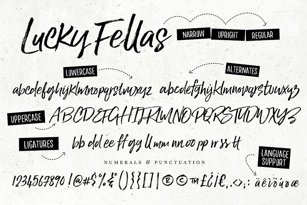 LuckyFellas 14 - Post
