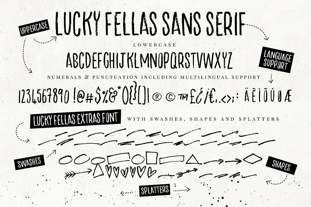 LuckyFellas 15 - Post