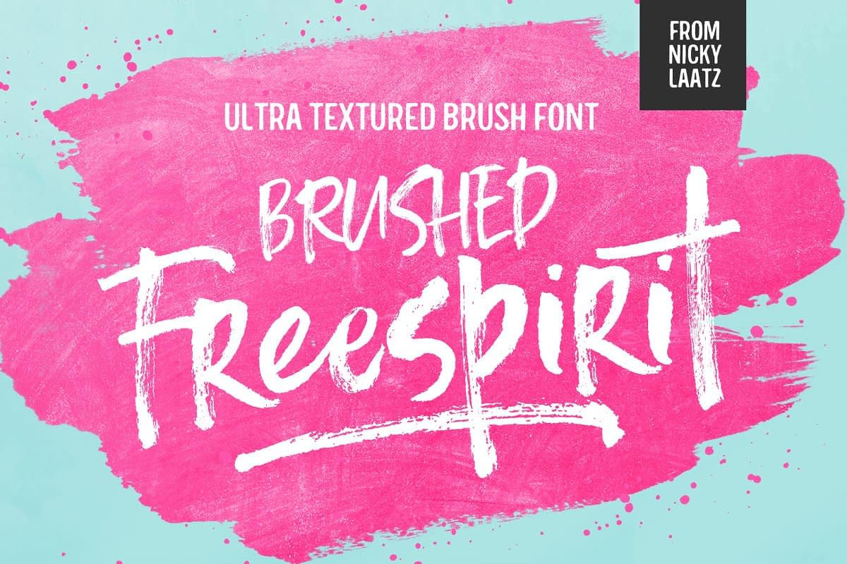 FreeSpiritBrush 9 - Post