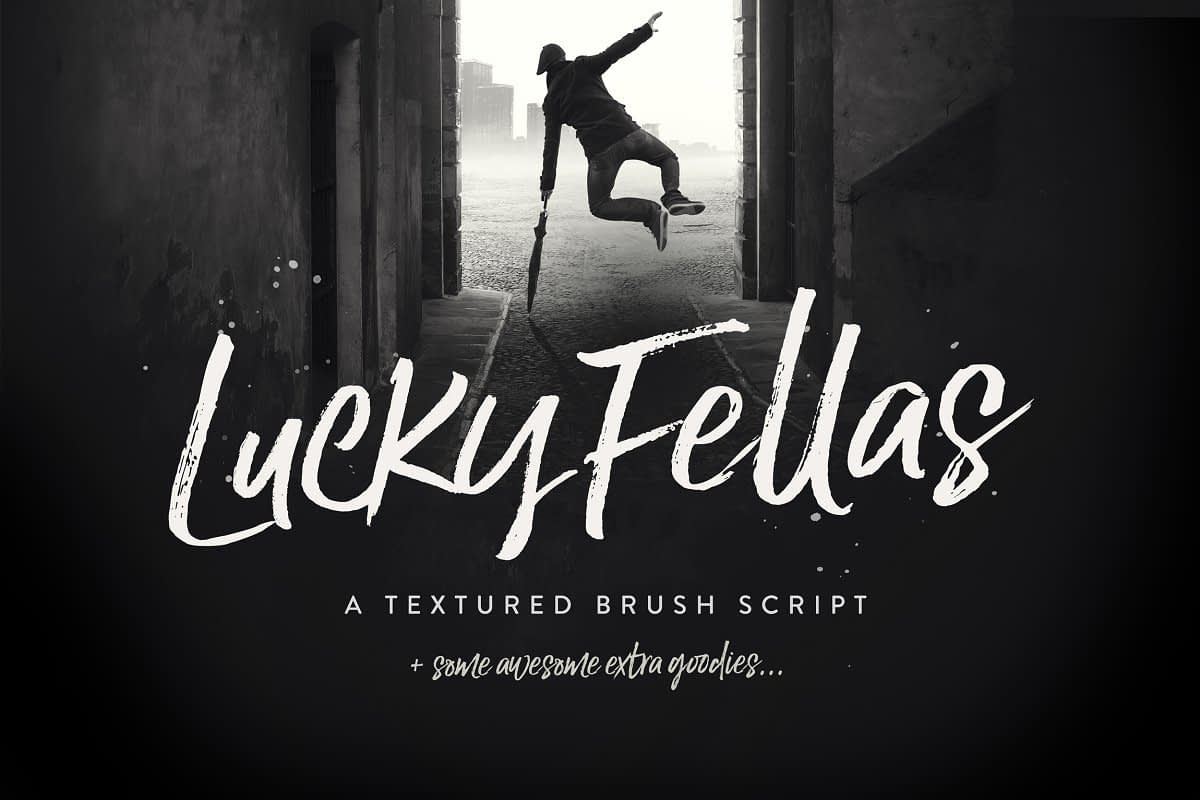 LuckyFellas 2 - Post