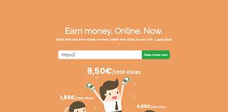 Linkvertise.net - Earn Money from links