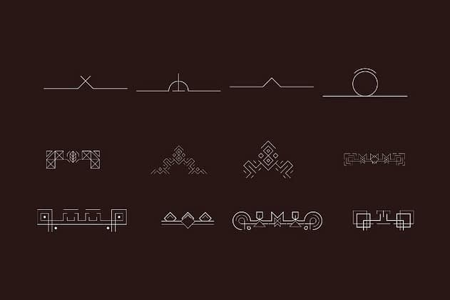 Ultimate Font Collection 13 - Post