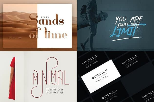 Ultimate Font Collection 28 - Post