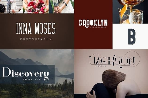 Ultimate Font Collection 30 - Post