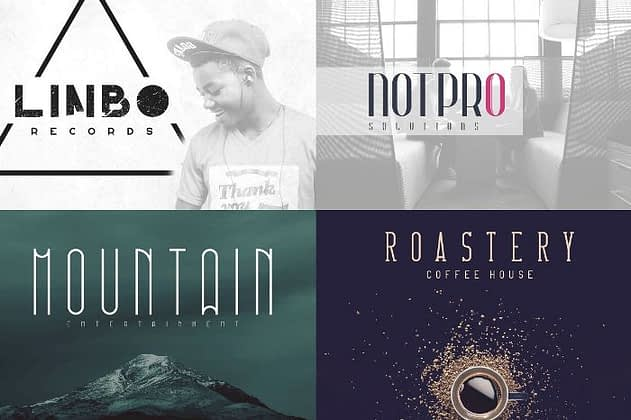 Ultimate Font Collection 31 - Post
