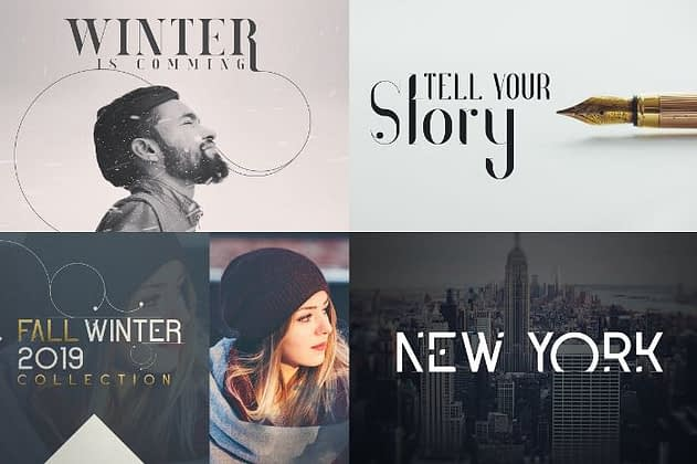 Ultimate Font Collection 36 - Post