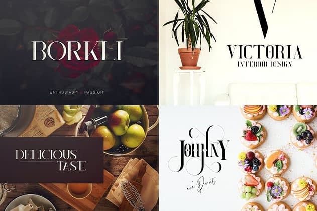 Ultimate Font Collection 38 - Post