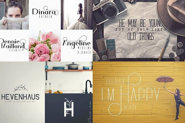Ultimate Font Collection 42 - Post