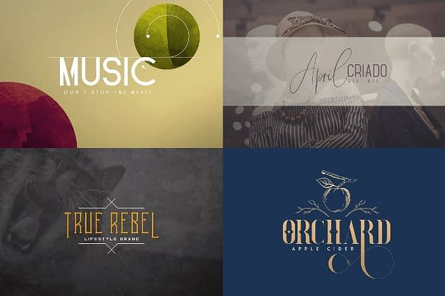 Ultimate Font Collection 44 - Post