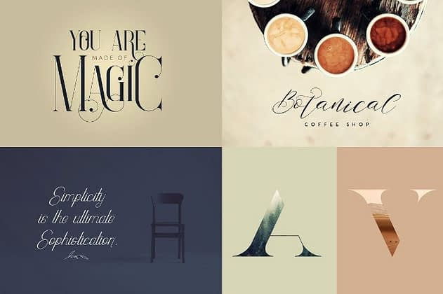 Ultimate Font Collection 49 - Post