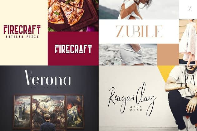 Ultimate Font Collection 54 - Post