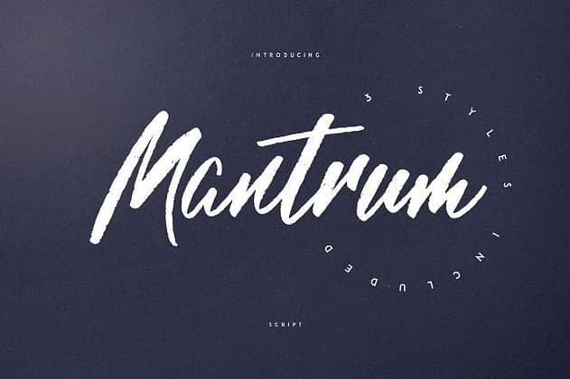 Ultimate Font Collection 86 - Post