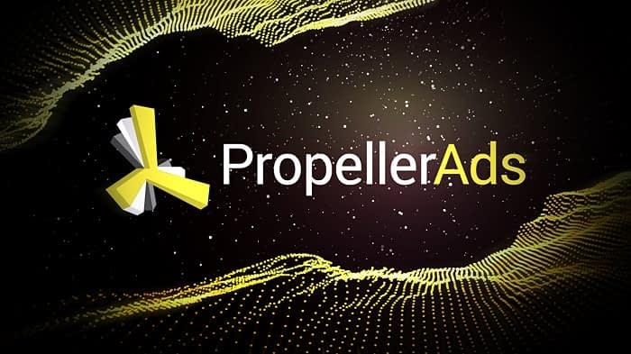 Propeller Ads - Post
