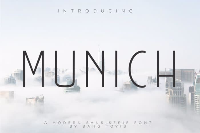 munich 1 - Post