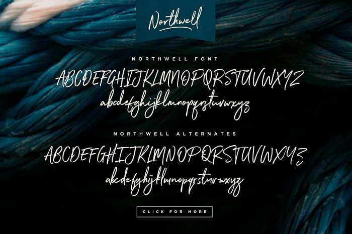NorthwellFont 5 - Post