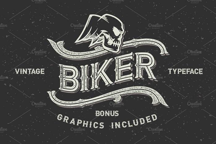 biker 3 - Post