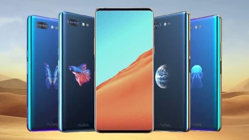 ZTE Nubia X - A Dual-Screen Phone!