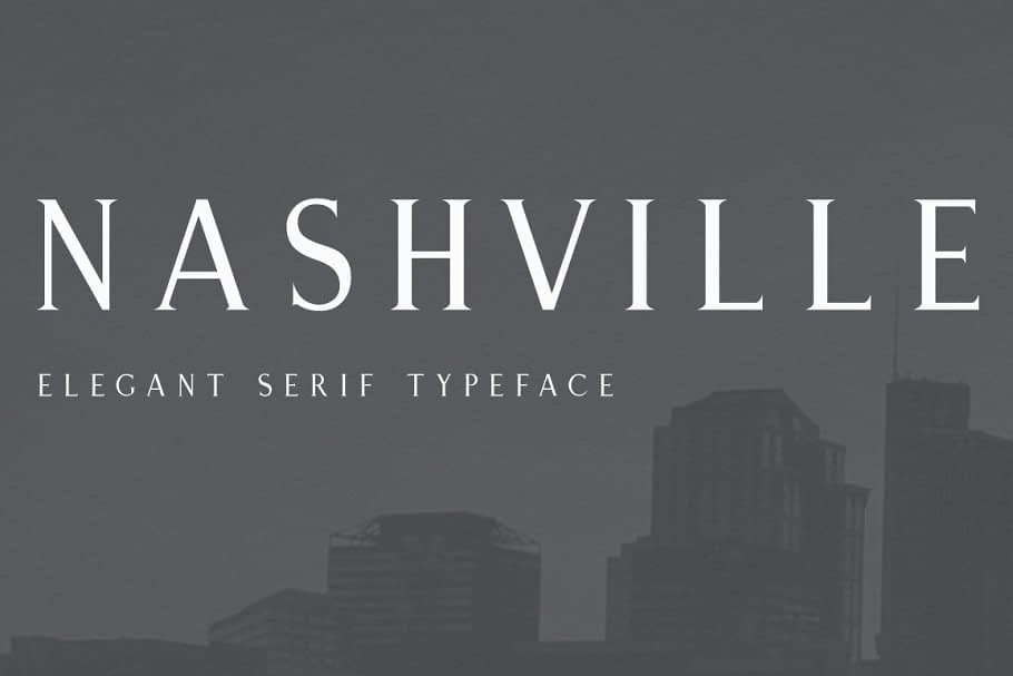 NashvilleElegantSerif 1 - Post