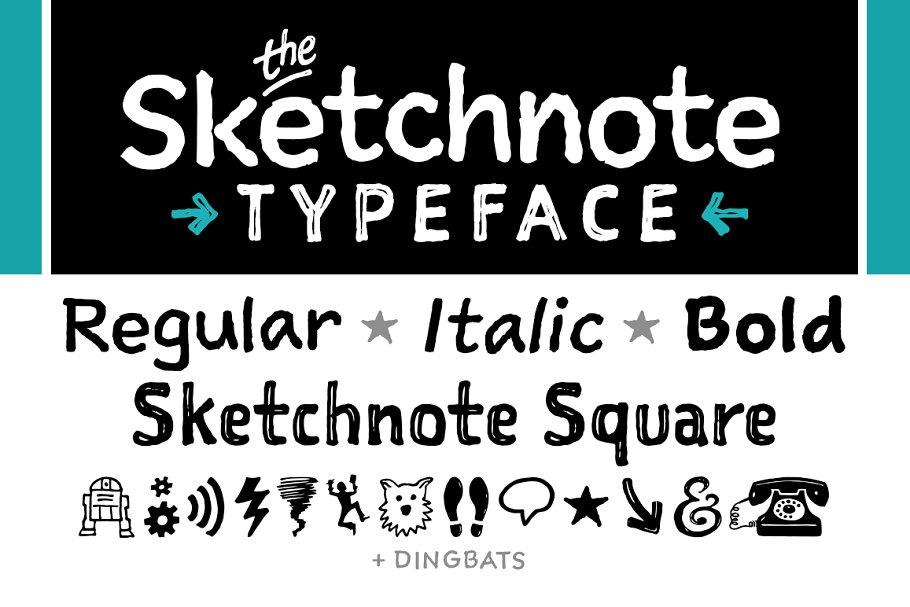 The Sketchnote 3 - Post
