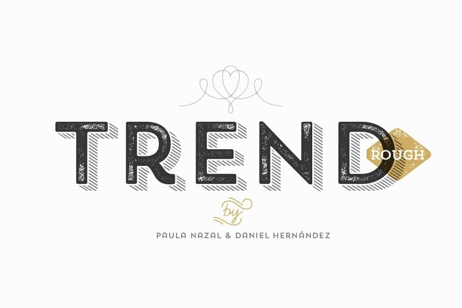 Trend Rough 2 - Post